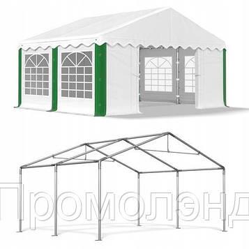 Павильон свадебный, торговый, гаражный 3x4 м PE 240 г/м²