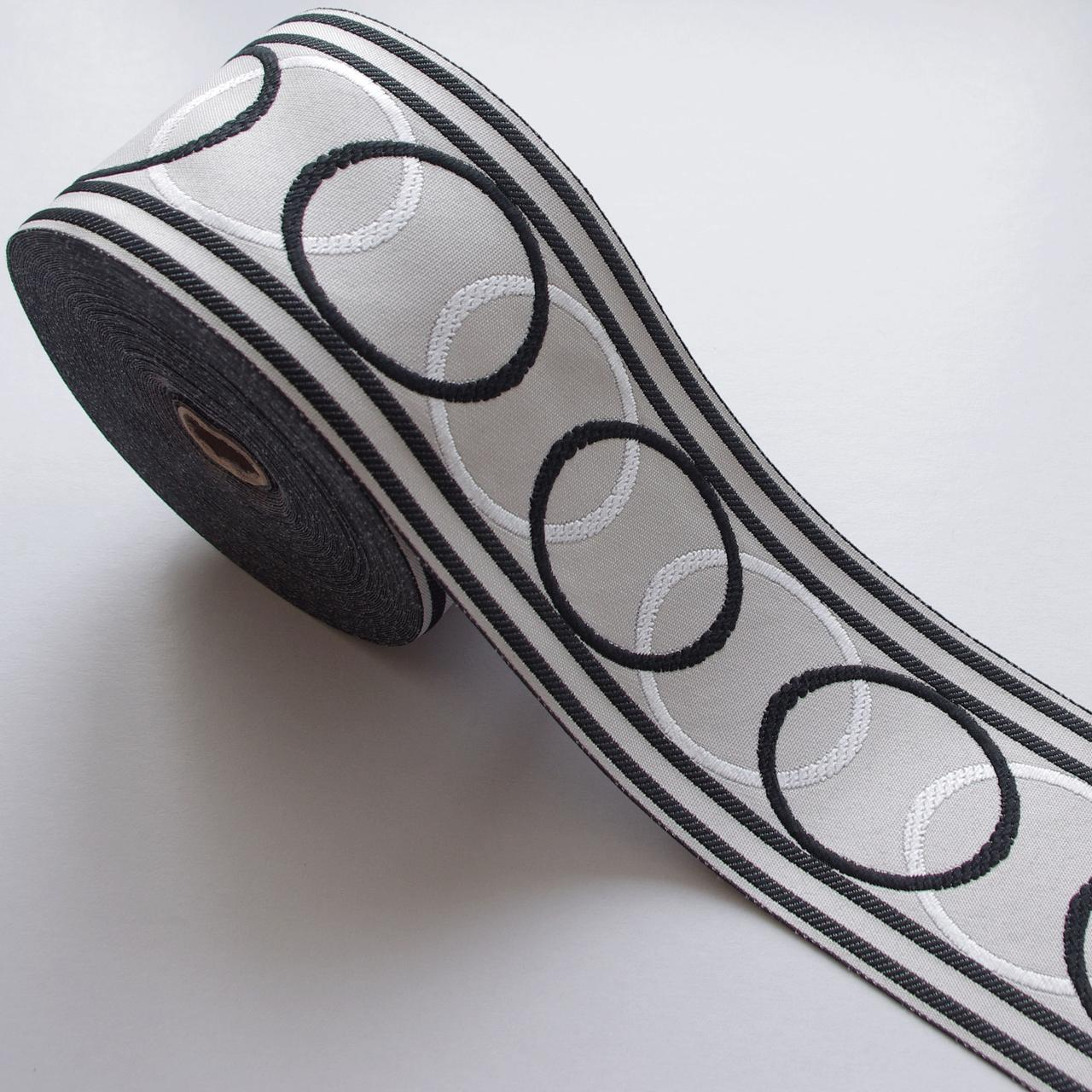Текстильный бордюр YGH 167-4 (9 см)