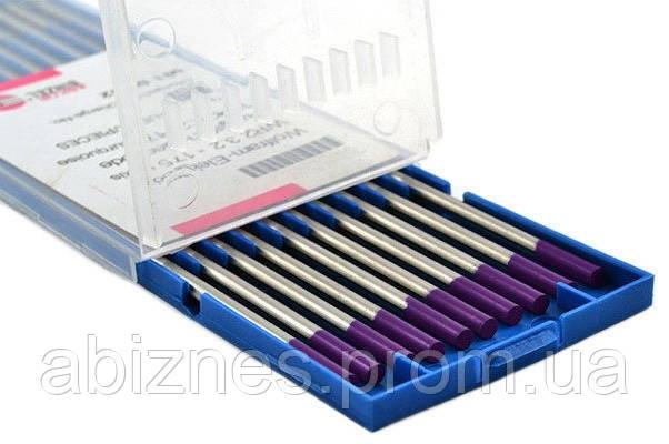 Электрод вольфрамовый E3 D3,0 / 175 мм