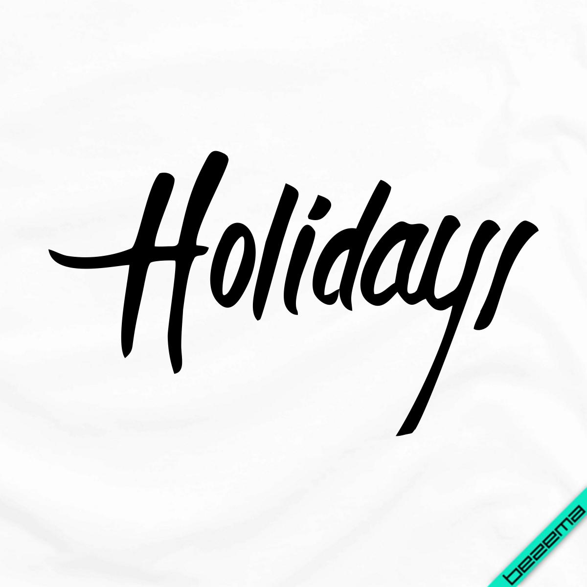 Малюнки на светри Holidays [Свій розмір і матеріали в асортименті]