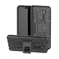 Чехол Armor Case для Pocophone F1 Черный