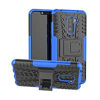 Чехол Armor Case для Pocophone F1 Синий
