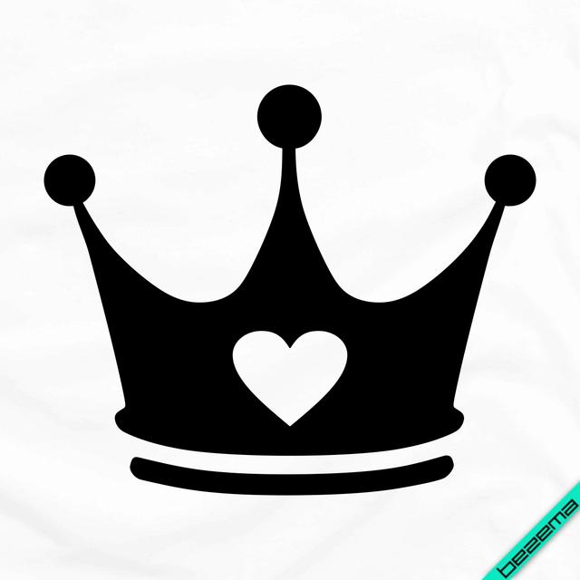 Аппликации на нижнее белье Корона [Свой размер и материалы в ассортименте]