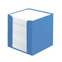 Бумага для заметок Herlitz 90х90мм 700 листов Colour Blocking Baltic Blue голубой бокс