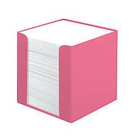 Бумага для заметок Herlitz 90х90мм 700 листов Colour Blocking Indonesia Pink розовый бокс