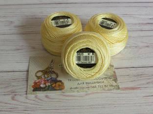 Мулине DMC Pearl Cotton Balls арт.116 (перле) - толщина №8