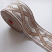 Текстильный бордюр YGH 157-2 (9 см)