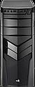 """Корпус Aerocool PGS V2X Black (+БП 550W) """"Over-Stock"""" , фото 2"""