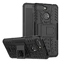 Чехол Armor Case для Xiaomi Redmi 6 Черный