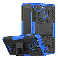 Чехол Armor Case для Xiaomi Redmi 6 Синий