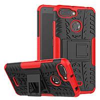 Чехол Armor Case для Xiaomi Redmi 6 Красный