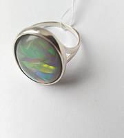 Кольцо серебряное с опалом Сириус, фото 1