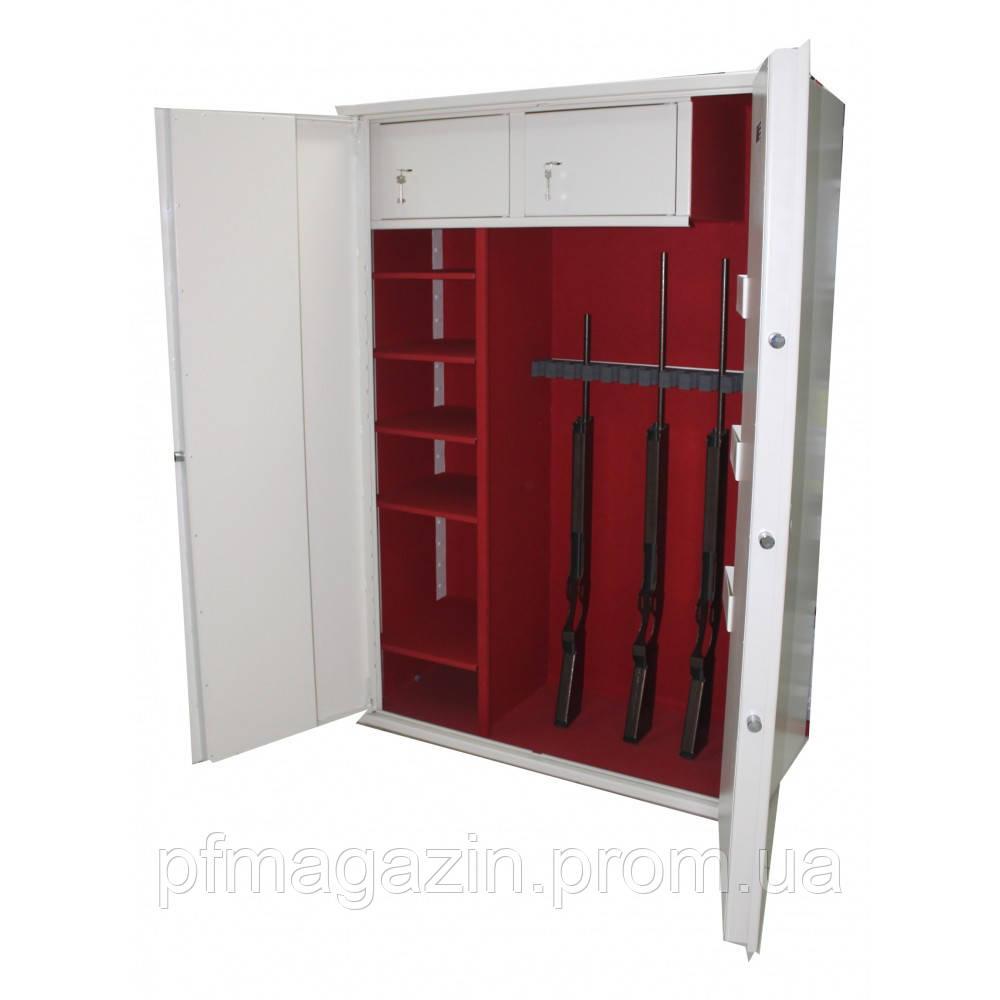 Сейф оружейный GE.1170/52.E (15 стволов) (ВхШхГ - 1712х1170х520)