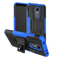 Чохол Armor Case для Xiaomi Redmi 5 Plus Синій