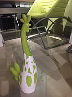 Статуэтка петух большой керамика с эмалью