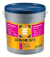Uzin MK 92 S 10 кг, 2-х компонентный полиуретановый клей для паркета