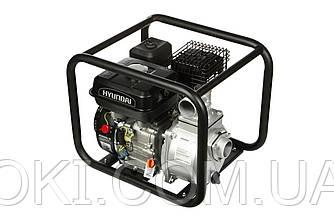 Мотопомпа для чистой воды Hyundai HY 53