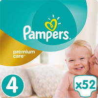 Подгузник Pampers Premium Care Maxi (8-14 кг) 52 шт (4015400278818)