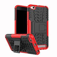 Чехол Armor Case для Xiaomi Redmi 5A Красный