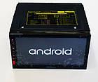 Автомагнитола 2 дин на андроиде MP3 2DIN 6309-3 Android GPS DVD + GPS + 4 Ядра , фото 2