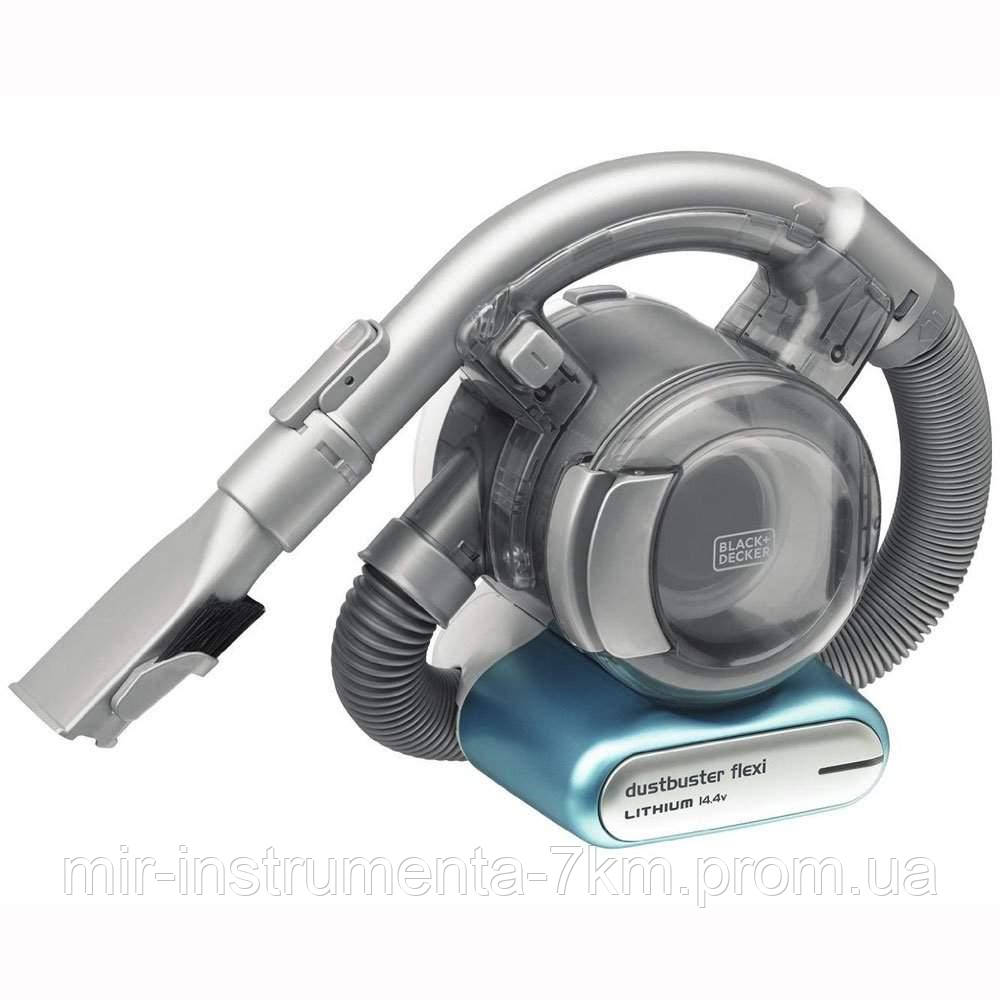 Аккумуляторный пылесос Black+Decker Flexi PD1420LP