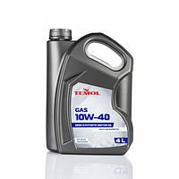 Моторное масло Temol 10w40 Gas 4л