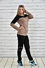 Черные брюки 0339-2-2, фото 2