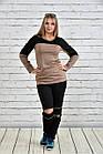 Черные брюки 0339-2-2, фото 4