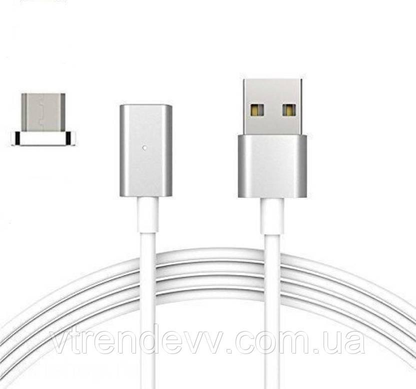 Магнитный кабель для зарядки Micro-USB