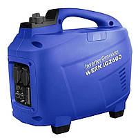 Инверторный генератор Werk IG-2600