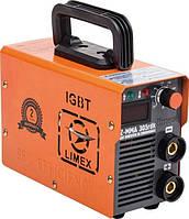 Сварочный аппарат инверторного типа Limex IZ-MMA 305rdk