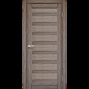 Двери KORFAD PR-05 Полотно+коробка+2 к-та наличников+добор 100мм, эко-шпон, фото 2