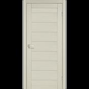 Двери KORFAD PR-05 Полотно+коробка+2 к-та наличников+добор 100мм, эко-шпон, фото 3