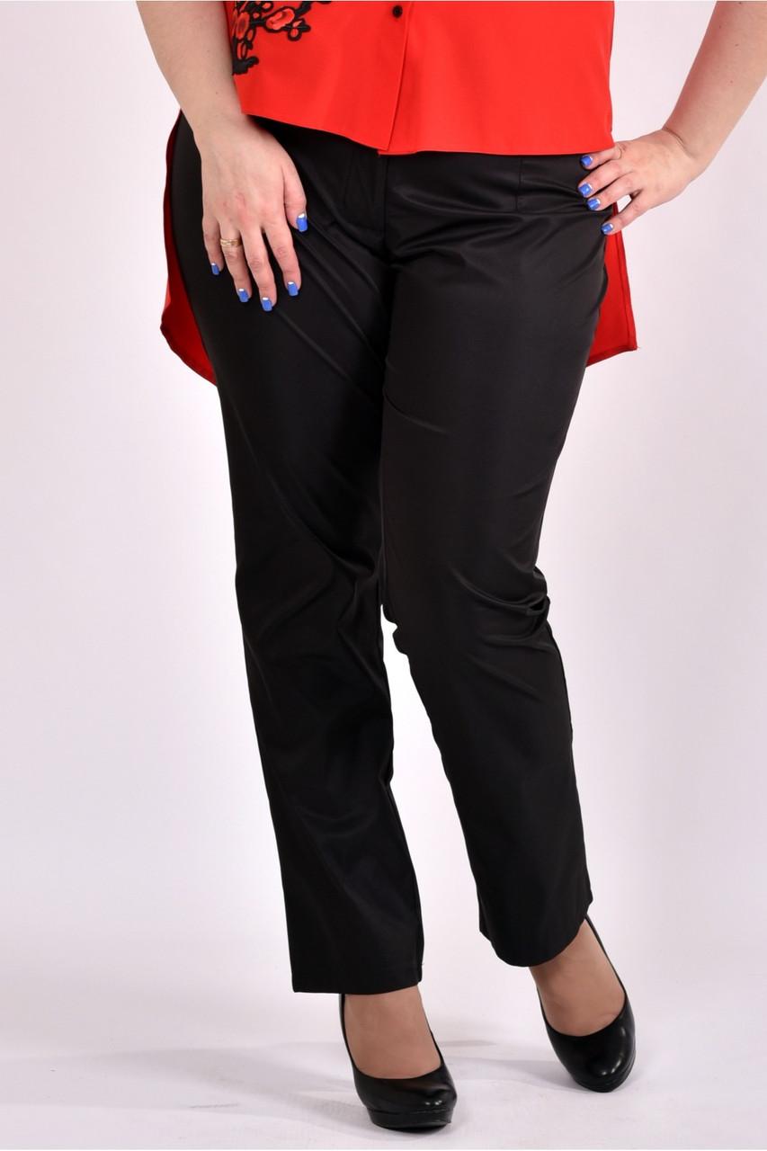 Чорні штани великого розміру 42-74 b010-5