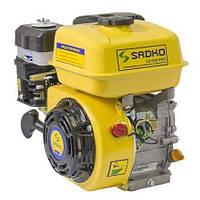 Двигатель бензиновый Sadko GE-200 PRO (с воздушным фильтром)