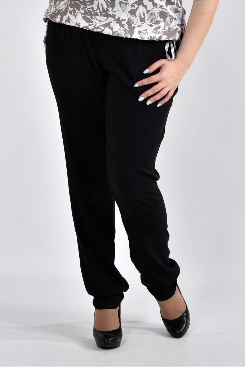 Чорні жіночі штани б026-1