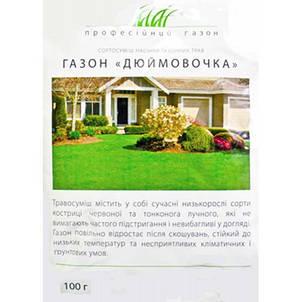 Газон Дюймовочка (Ліліпут) DLF Trifolium 20 кг, фото 2