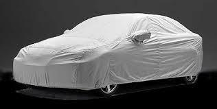 "Тент на авто седан M(432*165*119) без основы+карман под зеркало+замок на двери ""Milex"""