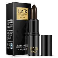 Карандаш для временной окраски волос с аргановым маслом Bioaqua Hair Color Pen Modified (4г)