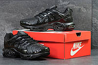 Кроссовки Nike Air Vapormax Plus (Black), фото 1