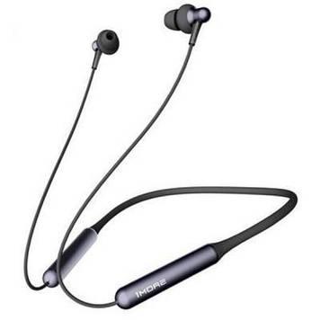 Bluetooth-Навушники, гарнітура 1MORE E1024BT Stylish Dual-dynamic Wireless Driver Mic Black