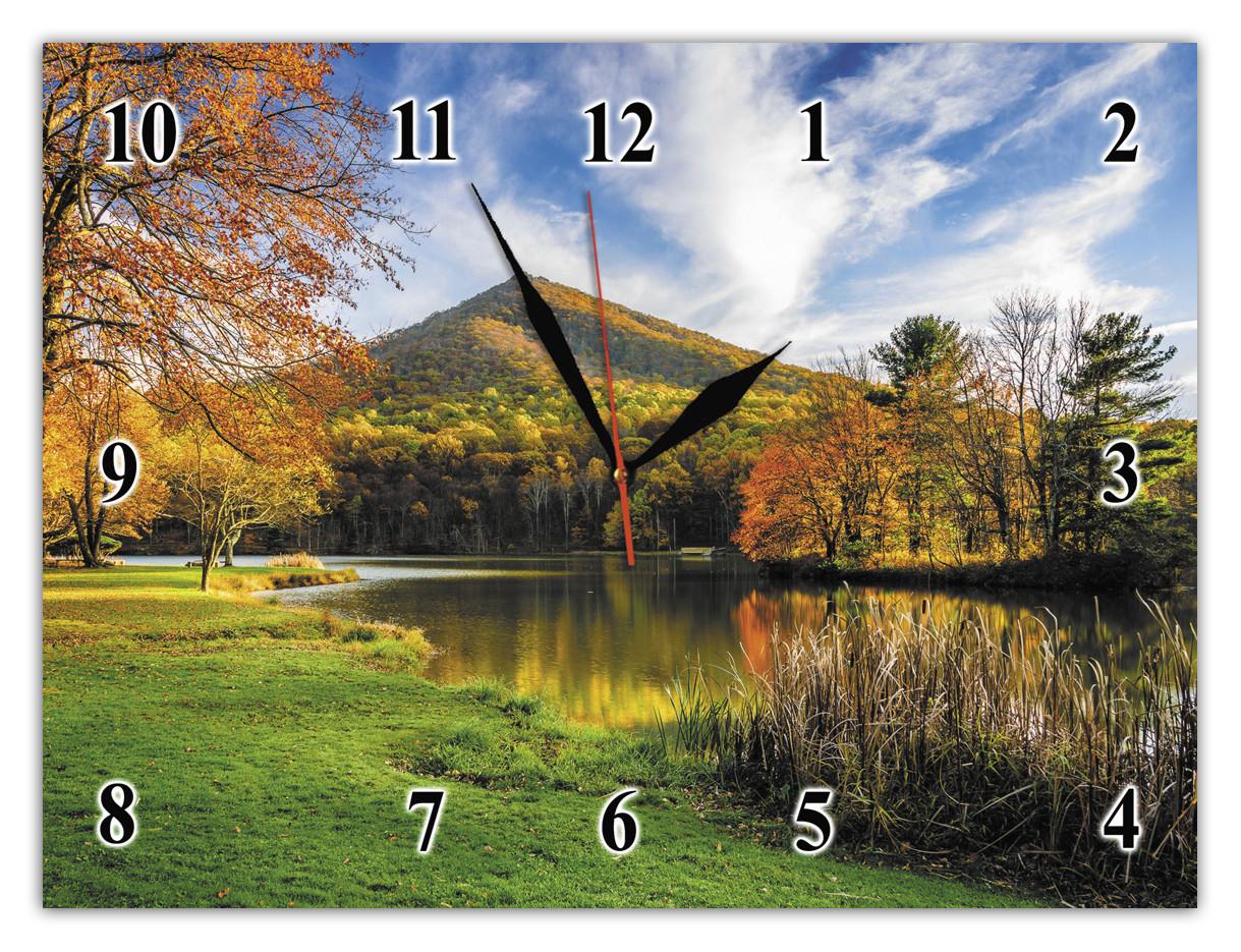 Годинники настінні скляні Т-Ок 007 SG-30040030