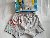 Детские трусы-шорты для мальчика Мустанг