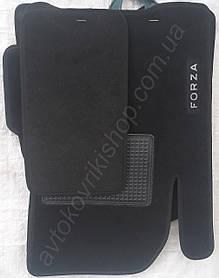 Ворсовые коврики ЗАЗ Forza 2011- CIAC GRAN