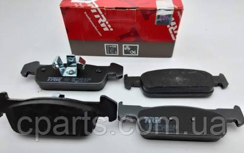 Колодки тормозные передние Renault Logan 2 1.2 (TRW GDB2018)(высокое качество)