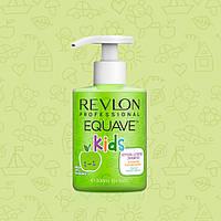 Гипоаллергенный шампунь для детей Revlon Professional Equave ™ Kids