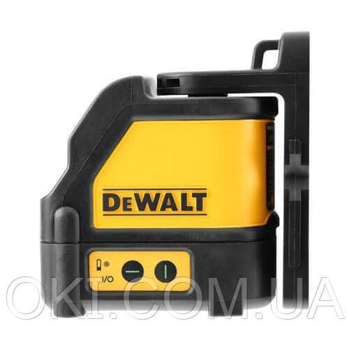 Лазер DeWALT DW088CG