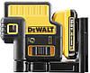 Лазер самовыравнивающийся DeWALT DCE085D1G, фото 2