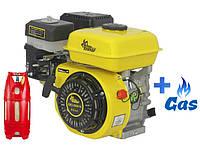 Бензо-газовый двигатель Кентавр ДВЗ-200Б1Х LPG