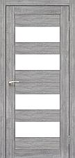 Двери KORFAD PR-07 Полотно+коробка+2 к-та наличников+добор 100мм, эко-шпон, фото 2